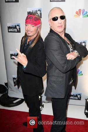 Bret Michaels and Dee Snider