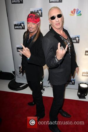Bret Michaels, Dee Snider NBC's 'Celebrity Apprentice: All-Stars' cast announced at Jack Studios New York City, USA - 12.10.12
