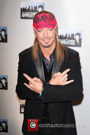 Bret Michaels NBC's 'Celebrity Apprentice: All-Stars' cast announced at Jack Studios New York City, USA - 12.10.12