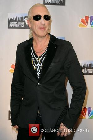 Dee Snider NBC's 'Celebrity Apprentice: All-Stars' cast announced at Jack Studios New York City, USA - 12.10.12