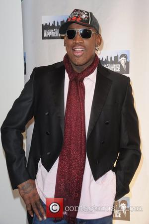 Dennis Rodman NBC's 'Celebrity Apprentice: All-Stars' cast announced at Jack Studios New York City, USA - 12.10.12