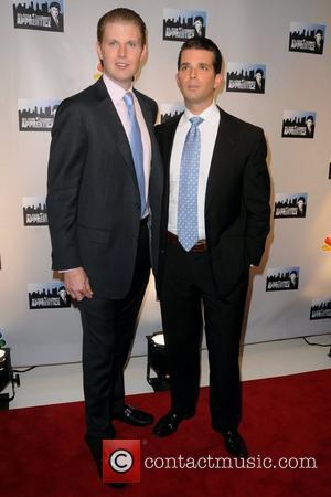 Donald Trump, Jr., Eric Trump NBC's 'Celebrity Apprentice: All-Stars' cast announced at Jack Studios New York City, USA - 12.10.12