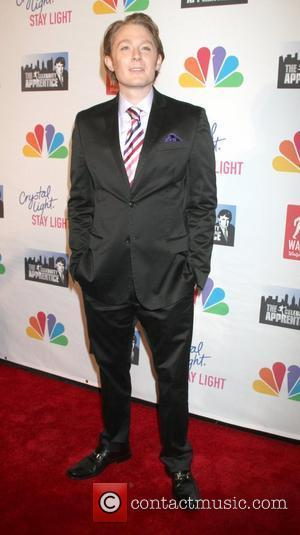 Clay Aiken The season finale of 'Celebrity Apprentice' at the American Museum of Natural History New York City, USA -...