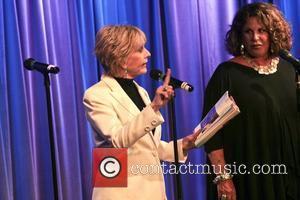 Florence Henderson, Lainie Kazan and Grammy