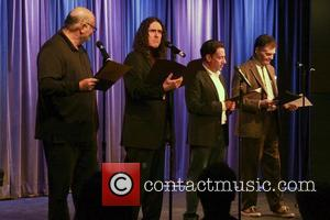 Rob Reiner, Weird Al Yankovic, Eugene Pack and Fred Willard Celebrities read passages from other stars' autobiographies at The Grammy...