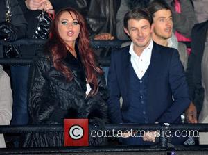 Amy Childs and Elstree Studio