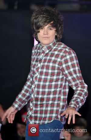 Frankie Cocozza Backed By Gary Barlow To Win Big Brother