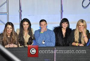 Kirk Norcross, Georgia Salpa, Natalie Cassidy, Natasha Giggs, Nicola Mclean and Elstree Studio