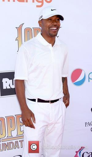 Columbus Short, George Lopez and Celebrity Golf Classic