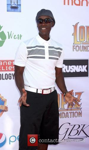 Don Cheadle, Celebrity Golf Classic, George Lopez