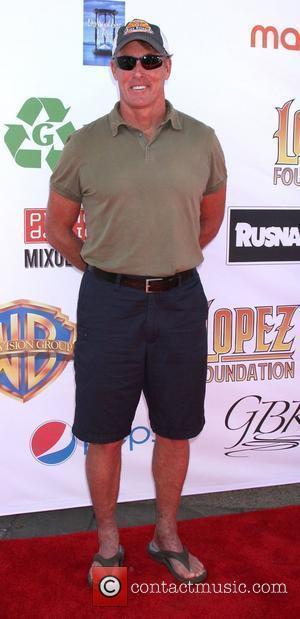 John C. McGinley at the 5th Annual George Lopez Celebrity Golf Classic at Lakeside Golf Club - Arrivals. Toluca Lake,...