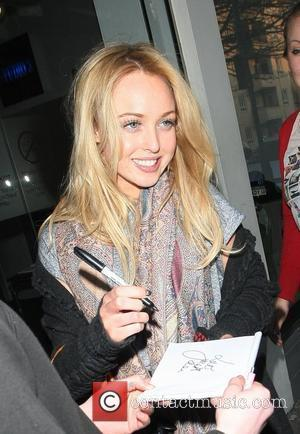 Hollyoaks' Jorgie Porter Named 'Fhm's Hottest Girl In Soap'