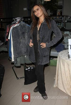 Tia Carrere 4th Annual Celebrity Oscar Gifting Suite & Party to benefit Hats Off For Cancer charity for children held...