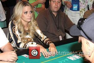 Angel Porrino Opportunity Village 7th Annual Celebrity Charity Poker Tournament at Caesars Palace Hotel and Casino - Inside  Las...