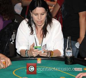 Annie Duke Opportunity Village 7th Annual Celebrity Charity Poker Tournament at Caesars Palace Hotel and Casino - Inside  Las...