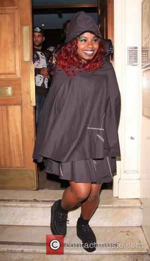 Misha B Celebrities leaving Low Club after attending the Angel Halloween Party in Mayfair London, England - 30.10.12