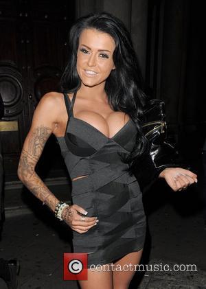 Pornstar Stacey Lacey leaving Aura nightclub. London, England - 08.12.11