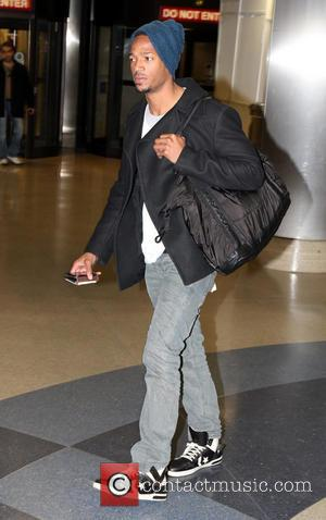 Damon Wayans Celebrities at LAX airport  Featuring: Damon Wayans Where: Los Angeles, California, United States When: 01 Jan 2013