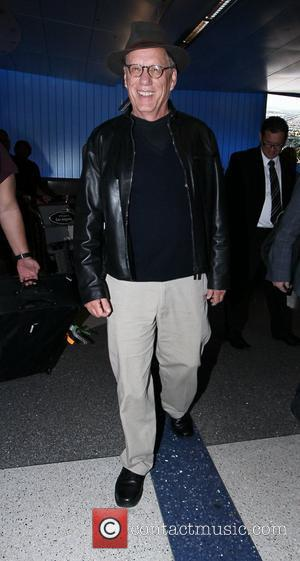 James Woods Celebrities seen at LAX airport  Los Angeles, California - 21.05.12