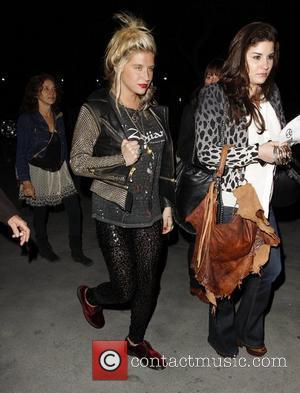 Kesha and Staples Center