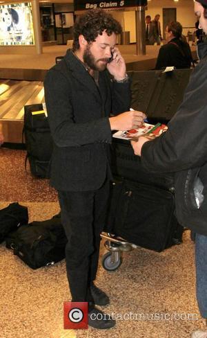 Danny Masterson Celebrities arrive at Salt Lake City International Airport for The Sundance Film Festival 2012 Salt Lake City, Utah...