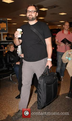 Eric Wareheim Celebrities arrive at Salt Lake City International Airport for The Sundance Film Festival 2012 Salt Lake City, Utah...