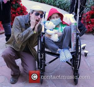 Elvis Winterbottom Celebrities attend Britticares Toy Drive at Children's Hospital  Los Angeles, California, USA - 10.12.11