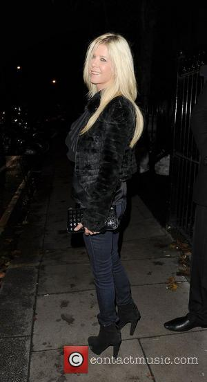 Tara Reid out and about in Chelsea. London, England - 17.10.12