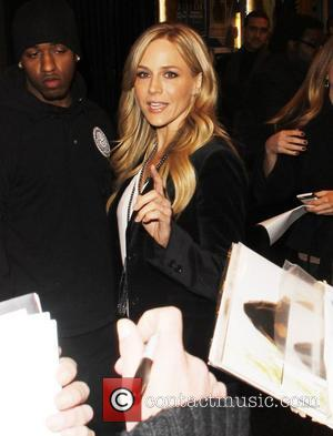 Julie Benz arriving at The Music Box for the Los Angeles Boxing event in Hollywood Los Angeles, California, USA -...