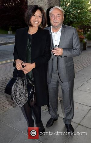 George Galloway and Rte Studios
