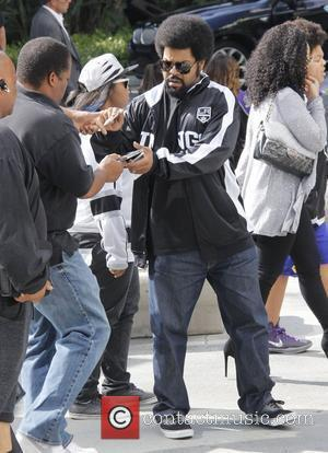 Ice Cube and Staples Center