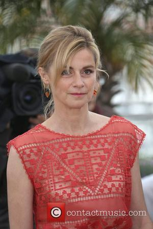 Anne Consigny and Cannes Film Festival