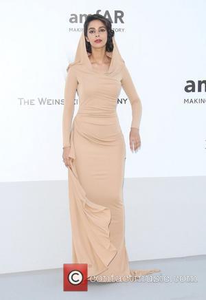 Mallika Sherawat AmfAR's Cinema Against Aids gala 2012 during the 65th annual Cannes Film Festival Cannes, France - 24.05.12