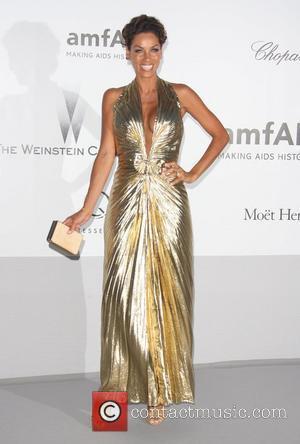 Nicole Murphy AmfAR's Cinema Against Aids gala 2012 during the 65th annual Cannes Film Festival Cannes, France - 24.05.12