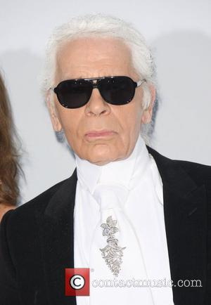 Karl Lagerfeld AmfAR's Cinema Against Aids gala 2012 during the 65th annual Cannes Film Festival Cannes, France - 24.05.12