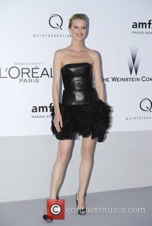 Eva Herzigova AmfAR's Cinema Against Aids gala 2012 during the 65th annual Cannes Film Festival Cannes, France - 24.05.12