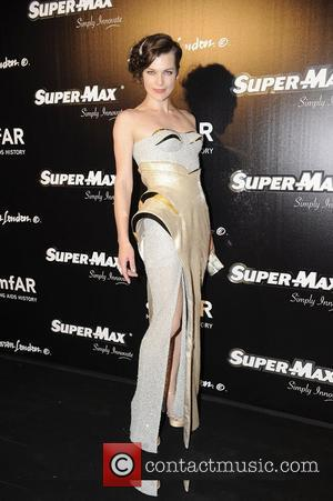 Milla Jovovich and Cannes Film Festival