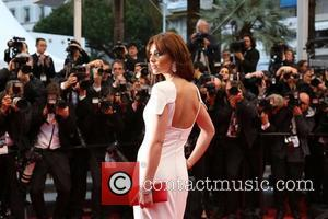 Cheryl Cole and Cannes Film Festival