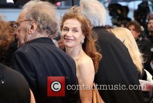 Isabelle Huppert and Cannes Film Festival