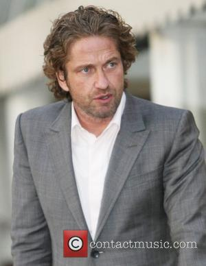 Tea With Gerard Butler Snubbed At Cannes Film Festival Auction