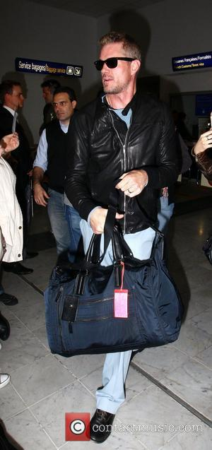 Eric Dane Celebrities at Nice Airport during the 65th Cannes Film Festival  Nice, France - 21.05.12