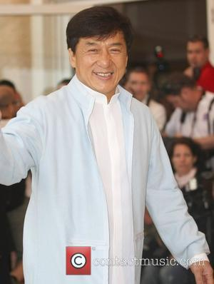 Jackie Chan and Cannes Film Festival