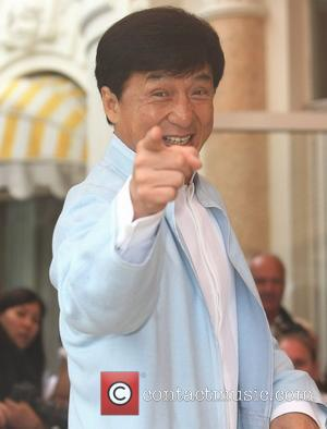 Jackie Chan arriving at the Carlton Hotel during the 65th annual Cannes Film Festival Cannes, France - 18.05.12