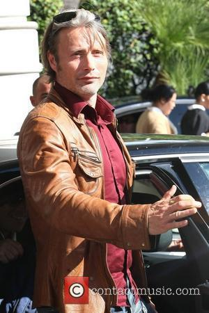 Mads Mikkelson Celebrities outside the Martinez Hotel during the 65th Cannes Film Festival Cannes, France - 22.05.12