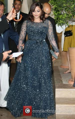 Aishwarya Rai Celebrities outside the Martinez hotel during the 65th annual Cannes Film Festival Cannes, France - 25.05.12