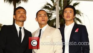 Kwone Sang Woo, Liao Fan and Steve Yoo  'Chinese Zodiac' photocall during the 65th Cannes Film Festival  Cannes,...