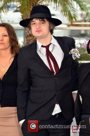 Pete Doherty and Cannes Film Festival
