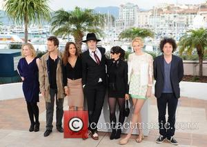 August Diehl, Lily Cole, Pete Doherty and Cannes Film Festival