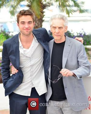 Robert Pattinson and David Cronenberg 'Cosmopolis' photocall during the 65th annual Cannes Film Festival Cannes, France - 25.05.12