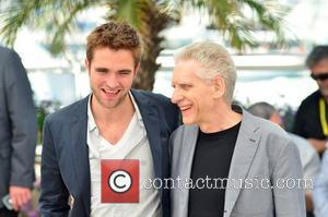 Robert Pattinson, David Cronenberg 'Cosmopolis' photocall during the 65th annual Cannes Film Festival Cannes, France - 25.05.12